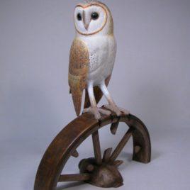 10″ Barn Owl