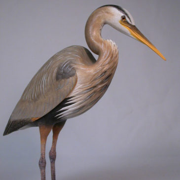 11″ Great Blue Heron