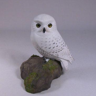 5 inch Snowy Owl
