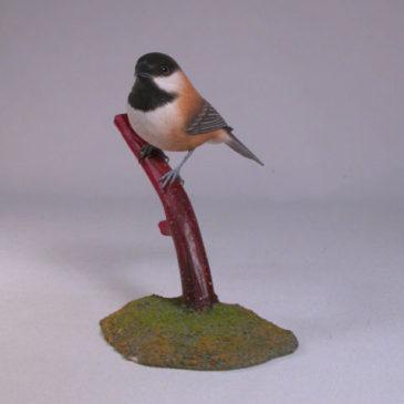 Chestnut-backed Chickadee #2