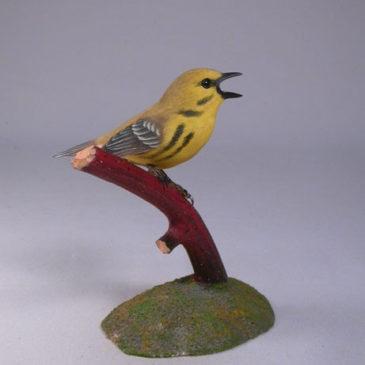 Prairie Warbler #1