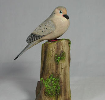 5-1/2″ Mourning Dove