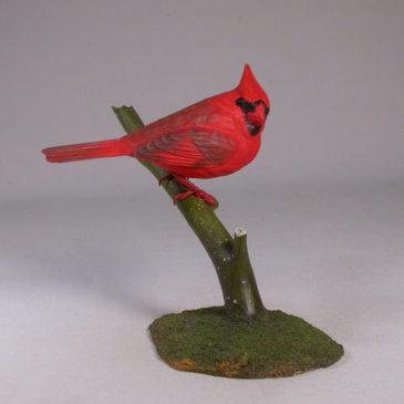 4-1/2 inch Male Cardinal #3