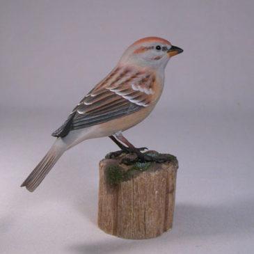 Tree Sparrow #1