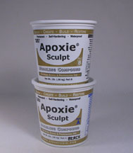 Apoxie sculpt Black 4 pounds
