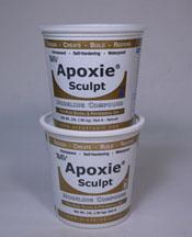 Apoxie sculpt Natural 4 pounds